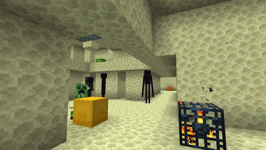 End Mines - Game Changer 3 in Minecraft