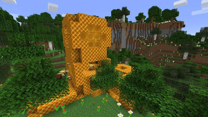 Buzzy Beehive - Minecraft