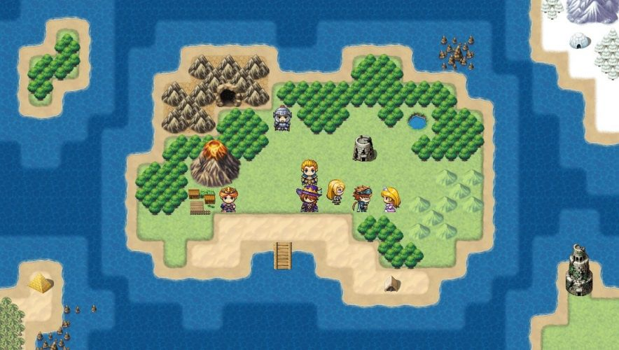 Follower Control v1.11 for RPG Maker MV