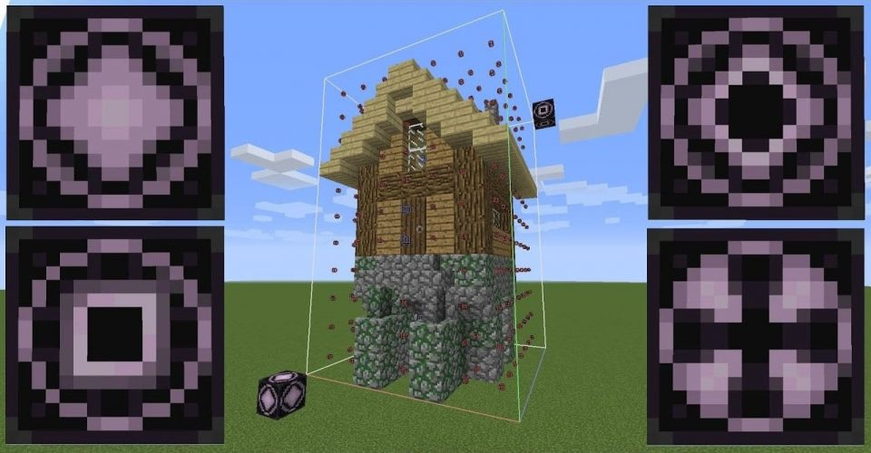 How to Prepare Structures for Your Own Structure Pack