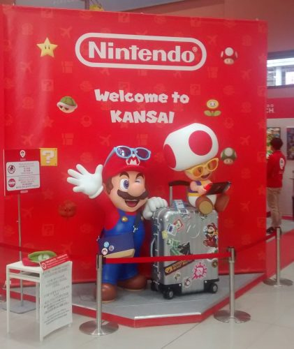Kansai Nintendo - Adventures in Japan