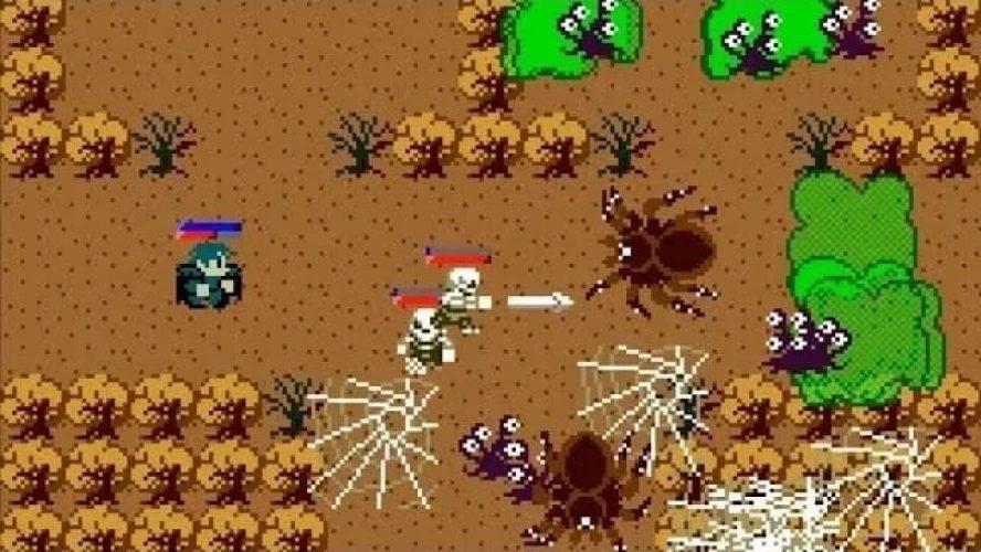 Necromancer Minions - Casual Quest