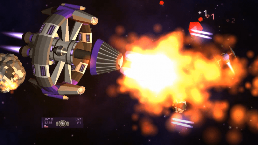 Tier 3 Destroys Tier 7 for the Win - Starblast