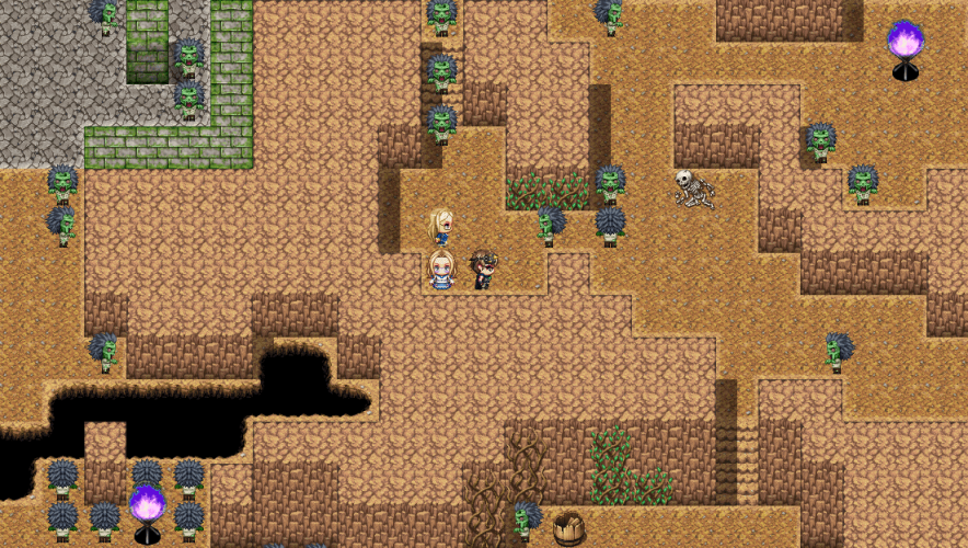 The Event Generator plugin for RPG Maker MZ makes it easy to spawn events! Create new events at specific coordinates, or in regions! Create multiple events simultaneously! You can even keep track of