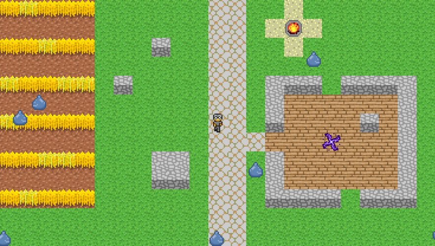 RPG adventure movement, new atom commands, and extra blobs!